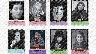 تصاویری از تمبرهایی که قرار است منتشر شوند