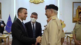 L'Italie veut renforcer ses relations économiques avec la Libye