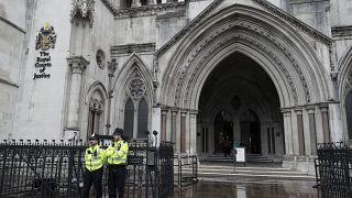 محكمة العدل الملكية بالمملكة المتحدة- أرشيف