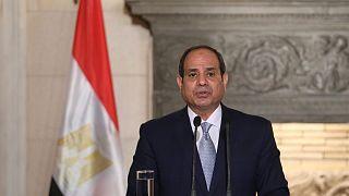 عبدالفتاح سیسی، رئیس جمهور مصر