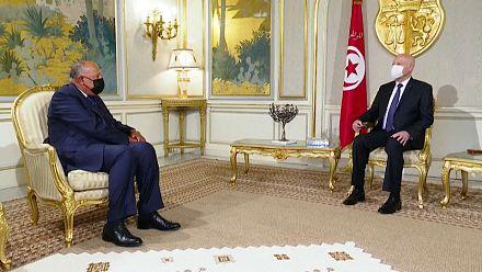 Egypt vows 'full support' for Tunisian president