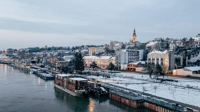 Belgrade has become a major tourist hub for COVID-free travellers looking to journey elsewhere.