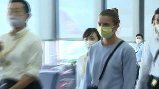 Varsó helyett Bécsbe repül a belarusz futónő Tokióból
