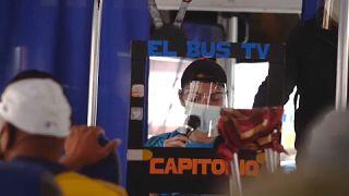 Bus TV, las noticias en directo