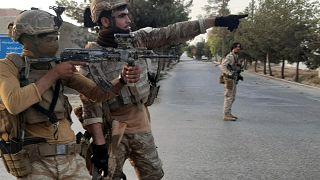 Afgan özel birlikleri