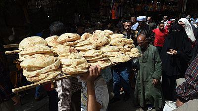 Egypte : augmentation du prix du pain pour le plan de rigueur