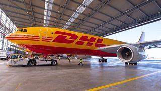 DHL uçak filosu