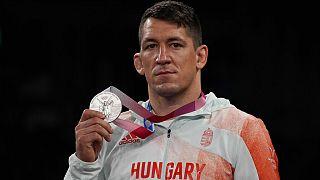 Lőrincz Viktor ezüstérmes