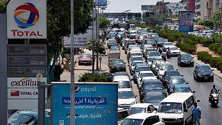 مشکلات کمبود سوخت در لبنان