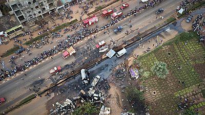Mali : au moins 41 morts dans un accident de la route