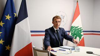 Macron feltételekhez kötné az újabb libanoni segélycsomagot