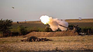 آتشبار ارتش اسرائیل