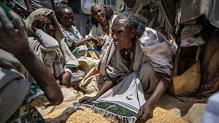 Ethiopia suspends work of 2 aid groups active in Tigray