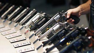 Выставка оружия Shooting, Hunting and Outdoor в Лас-Вегасе