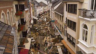 Ahrweiler nach dem Hochwasser