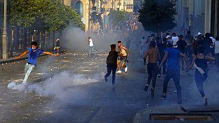 Proteste in Beirut