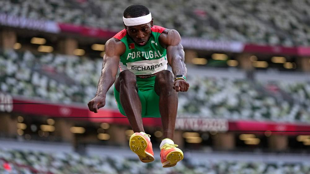 Today at the Olympics: Portugal's Pichardo wins triple jump gold