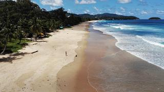 Kharon Beach, spiaggia nell'isola di Phuket
