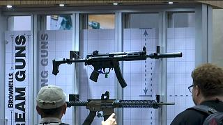 Inédita demanda del Gobierno mexicano contra grandes fabricantes de armas de EE.UU.
