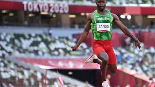 Tokyo 2020: Burkina Faso claims first ever Olympic medal
