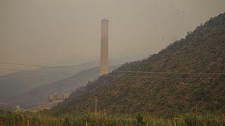 Les environs de la centrale de Kemerkoy ont été évacués