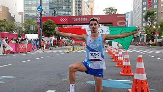 Massimo Stano, oro a Tokyo