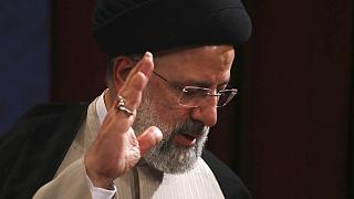 الرئيس الإيراني المنتخب إبراهيم رئيسي-2021