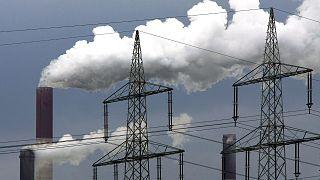 نیروگاه برق در غرب آلمان