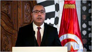 رئيس الوزراء التونسي المقال هشام المشيشي