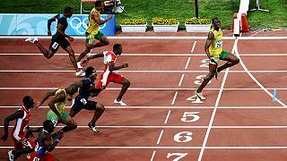 2009 Dünya Şampiyonası'nda Usain Bolt rekor kırdı
