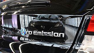 Aufholjagd bei Elektroautos in den USA und Großbritannien