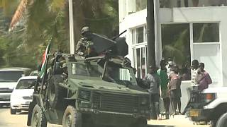 South African military deploys troops to Pemba, northern Mozambique