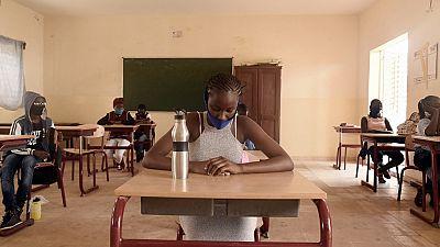 Un mois de prison pour le Sénégalais déguisé en fille pour frauder au bac