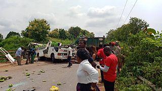 Cameroun : au moins 40 morts dans trois accidents de la route