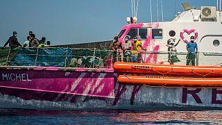 کشتیهای پناهجویان
