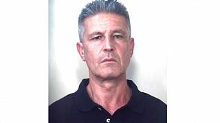 Domenico Paviglianti, 60, was arrested in Madrid on Tuesday after two years on the run