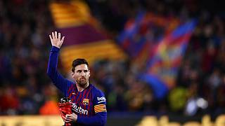 Football : Lionel Messi quitte le FC Barcelone