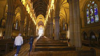 كاتدرائية سانت ماري في سيدني بأستراليا