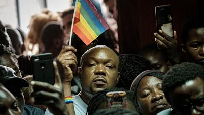 """Ghana: Court acquits 21 LGBT activists on charges of """"unlawful assembly"""""""