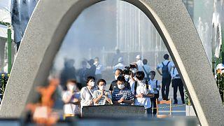 76 Jahre danach: Keine Schweigeminute für Hiroshima bei Olympia