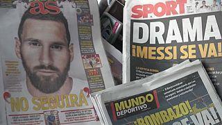 El adiós de Messi sacude por completo el mundo del fútbol