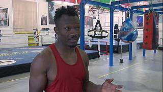 The Cameroonian boxer who defected in 2012 London Olympics