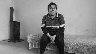Kristina Kotlarova, eine von 87 Roma-Frauen, die in den letzten 40 Jahren Beschwerde gegen ihre mutmaßlich Zwangssterilisation in Krankenhäusern eingelegt haben.