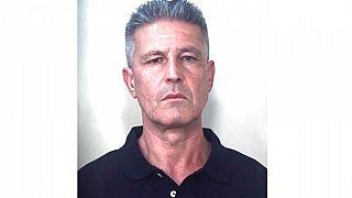 Domenico Paviglianiti - auf einem Bild der Polizei