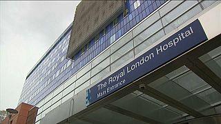 Des médecins réfugiés en renfort dans les hôpitaux britanniques