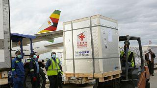 ارسال واکسن های چینی به کشورهای مختلف جهان