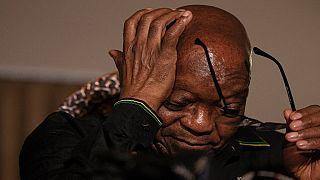 Jacob Zuma hospitalisé avant la reprise de son procès