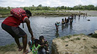 Панама и Колумбия ограничат миграцию