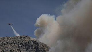 Incendi inarrestabili in Grecia e Turchia, problemi anche in Siberia