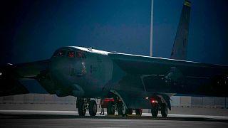 بمبافکنهای «بی ۵۲» متعلق به ارتش آمریکا